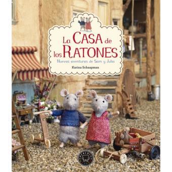 La casa de los ratones nuevas aventuras de sam y julia - Ratones en casa ...