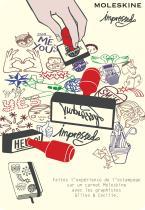 Customisez vos carnets moleskine conseils d 39 experts fnac - Magasin bricolage montparnasse ...