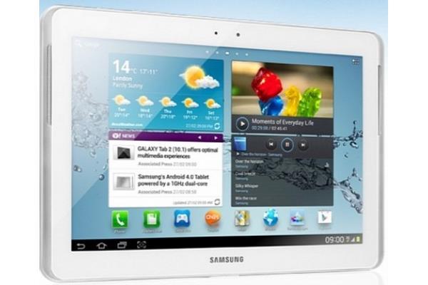 Samsung Galaxy Tab  une tablette dotee d bonne autonomie et un ecran lumineux cp w