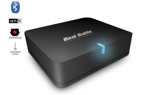 r cepteur bluetooth real cable offrez la musique sans fil votre chaine hifi conseils d. Black Bedroom Furniture Sets. Home Design Ideas