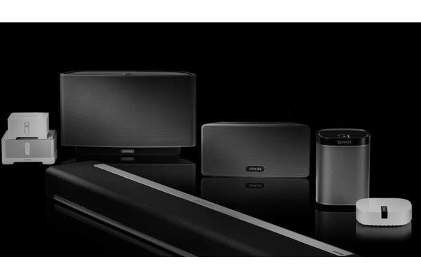 gamme Sonos