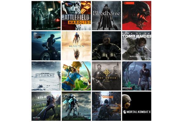 Top 15 des meilleurs jeux vid o de 2015 conseils d - Meilleur console entre xbox one et ps4 ...