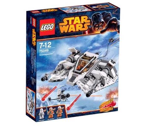 en prime ce vaisseau lego star wars comprend les personnages de han solo luke skywalker ou encore chewbacca