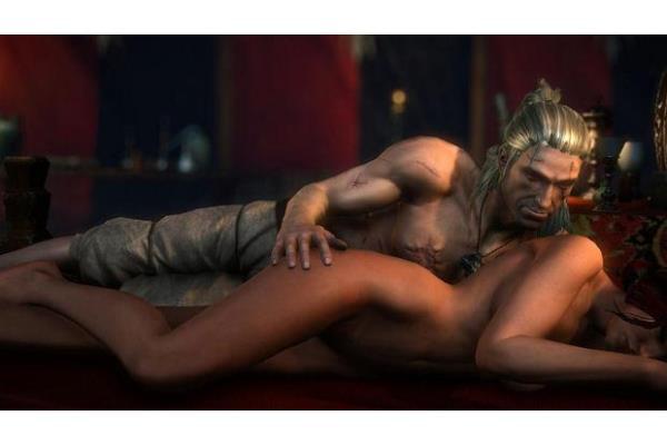 sexe gaulois les scènes de sexe sorceleur
