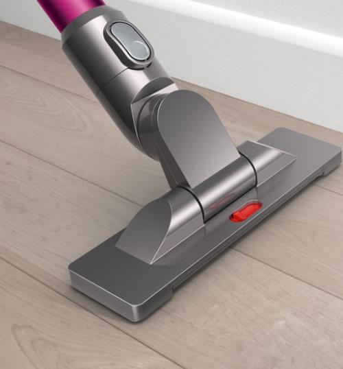 dyson v6 absolute l 39 aspirateur balai sans fil qui va vous faire aimer le m nage conseils d. Black Bedroom Furniture Sets. Home Design Ideas