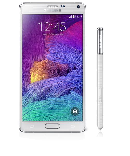 Samsung Galaxy Note  la performance et classe cp w