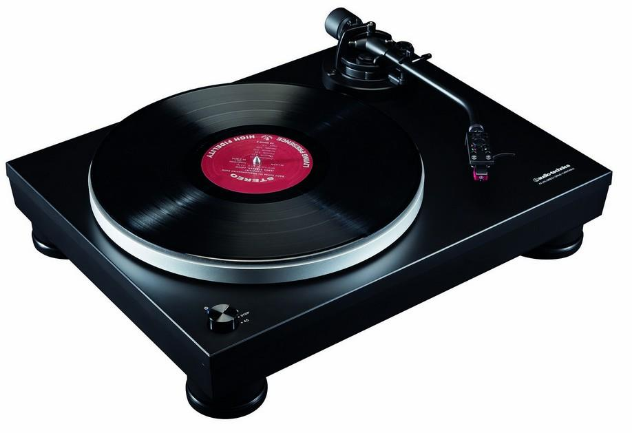 Platine vinyle Audio-Technica AT-LP5 sur fnac.com