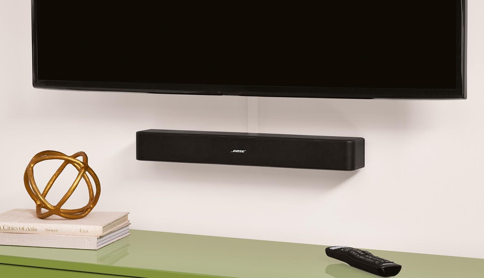 enceinte tv d couvrez la toute nouvelle bose solo 5 conseils d 39 experts fnac. Black Bedroom Furniture Sets. Home Design Ideas
