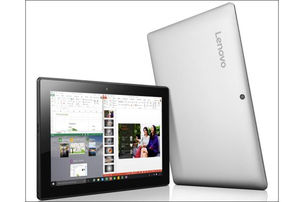 Lenovo presente deux nouveaux smartphones et une tablette  en cp w