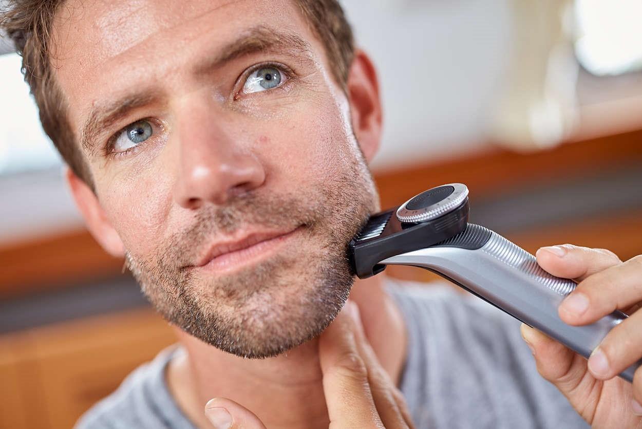 rasoir ou tondeuse les accessoires indispensables pour un rasage impeccable conseils d. Black Bedroom Furniture Sets. Home Design Ideas