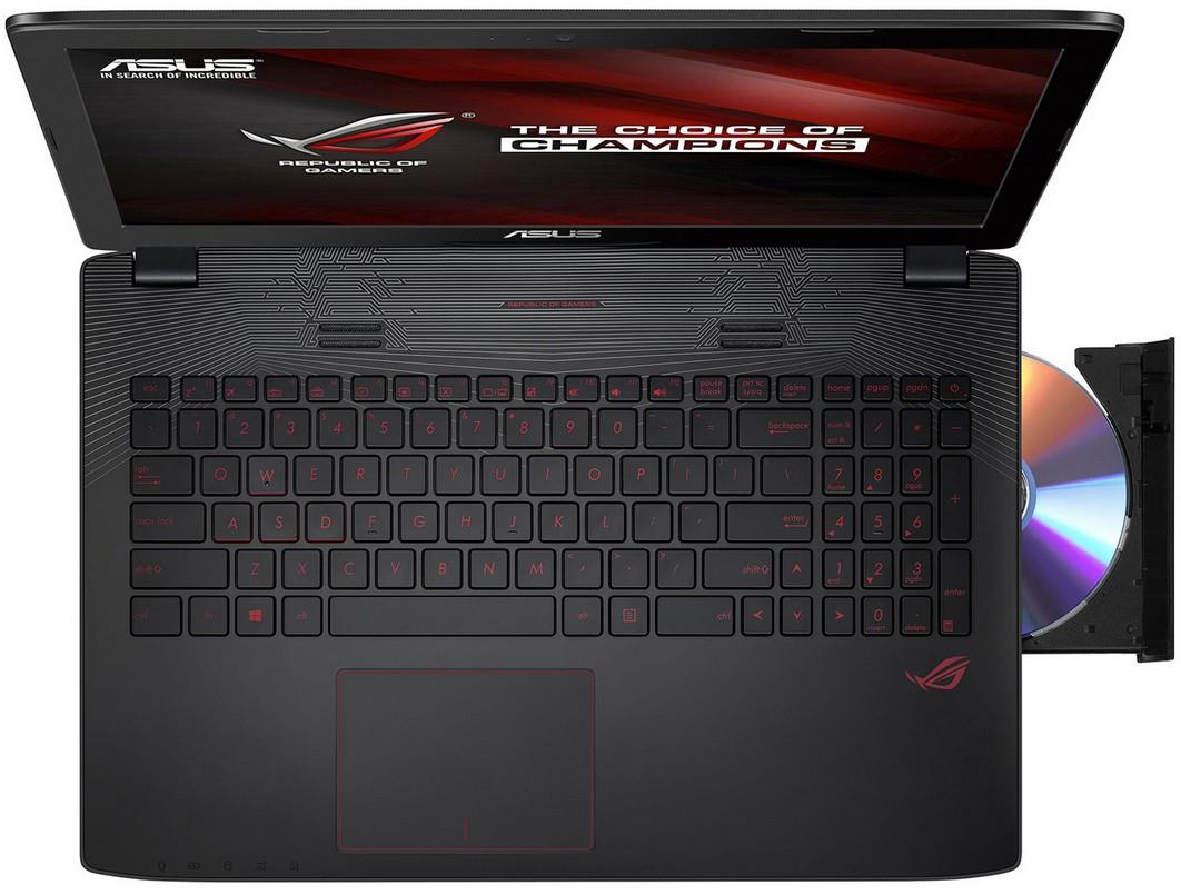 asus rog g552vw dm267t un excellent pc gamer au juste. Black Bedroom Furniture Sets. Home Design Ideas