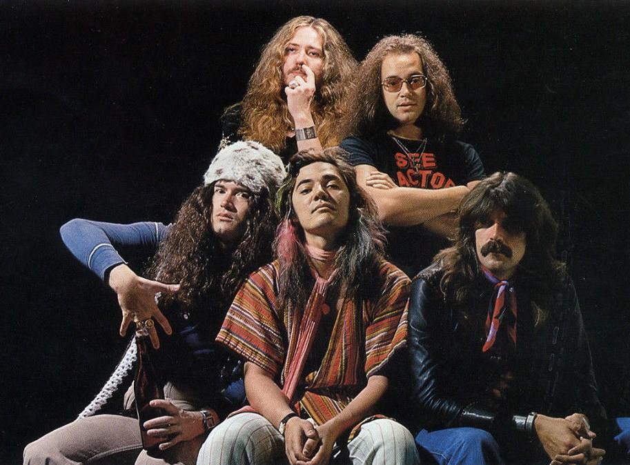 En Route Vers L'infini : Le Nouvel Album De Deep Purple