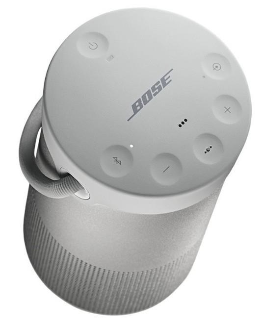 Du son 360 avec les enceintes bluetooth bose revolve et for Enceinte wifi exterieur