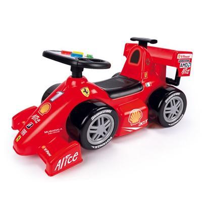 Trotteur Ferrari F1 Feber - Bascules pour 55€