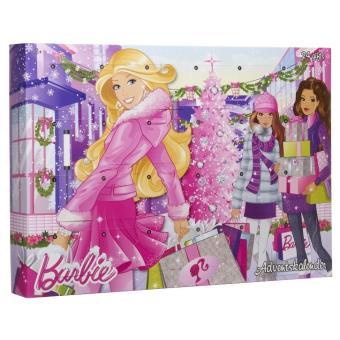 calendrier de l 39 avent barbie habillages et accessoires mattel achat prix fnac. Black Bedroom Furniture Sets. Home Design Ideas