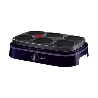 mp Tefal Simply Invents PY Crep Party Dual grill appareil a crepes bleu indigo w