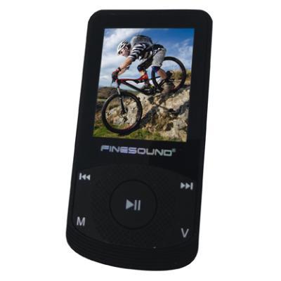 Écoutez & visionnez vos musiques, vidéos et photos préférées grâce à ce baladeur MP4/4GO. Écran 1,8´, lecture de films , photos, diaporama, dictaphone. Écouteurs stéréo, cordon USB, CD d´installation. Batterie Li-on.