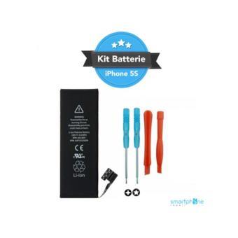 kit reparation batterie iphone 5s achat prix fnac. Black Bedroom Furniture Sets. Home Design Ideas