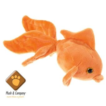 Riccardo peluche de poisson rouge 25 cm acheter sur for Prix poisson rouge tunisie
