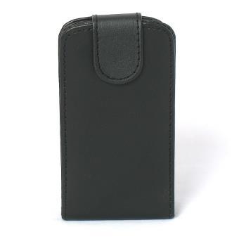 Housse clapet noire pour blackberry curve 9360 achat for Housse pour blackberry curve