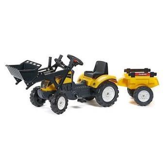 falk 2055cm tracteur ranch trac v hicule pour enfant. Black Bedroom Furniture Sets. Home Design Ideas
