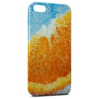 coque iphone 5c orange sous l 39 eau achat prix fnac. Black Bedroom Furniture Sets. Home Design Ideas