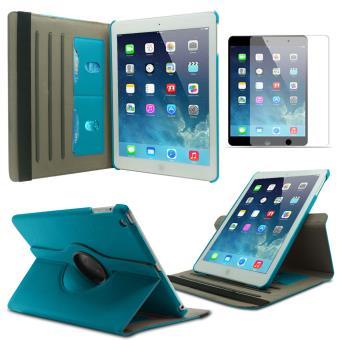 advansia housse 360 coque rotative etui tablette film protection ecran apple ipad 5 air. Black Bedroom Furniture Sets. Home Design Ideas