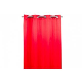 rideau occultant rouge ernest 140x260 cm achat prix fnac. Black Bedroom Furniture Sets. Home Design Ideas