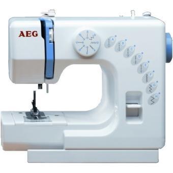 Aeg 525 mini machine coudre achat prix fnac for Machine a coudre fnac