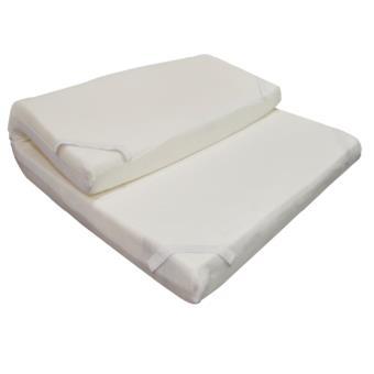 sur matelas en mousse visco lastique 90x200 cm achat. Black Bedroom Furniture Sets. Home Design Ideas