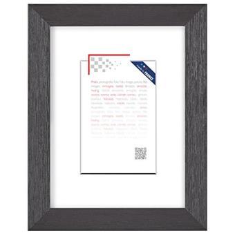 brio 27672 karma cadre photo bois taupe 20 x 30 a4 cm achat prix fnac. Black Bedroom Furniture Sets. Home Design Ideas
