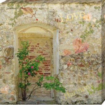 Murs poster reproduction sur toile tendue sur ch ssis for Prix toile tendue