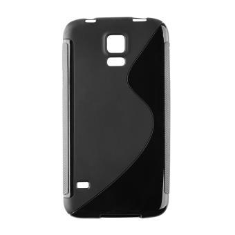 mp Cache Coque Arriere Batterie S Etui Samsung Galaxy Active Solid Noir w