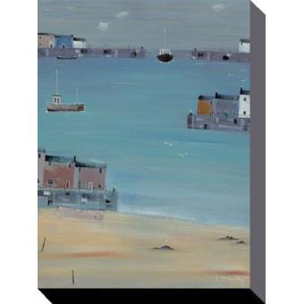 Ports poster reproduction sur toile tendue sur ch ssis for Poster sur toile
