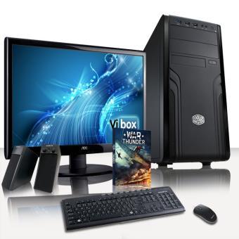 vibox work station paquet 12 gamer gaming pc ordinateur. Black Bedroom Furniture Sets. Home Design Ideas