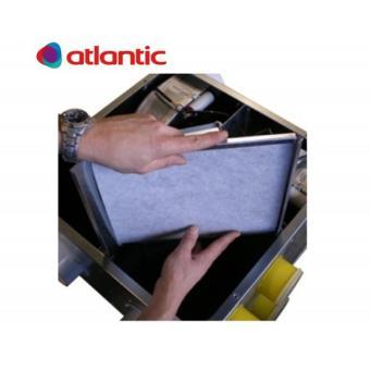 filtres pour vmc neodf double flux atlantic lot de 4 filtres achat prix fnac. Black Bedroom Furniture Sets. Home Design Ideas