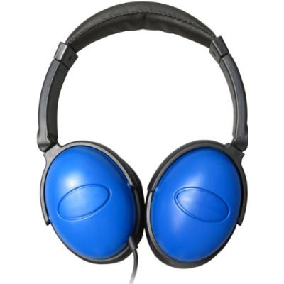 L-Link LL-038N/A Couplage auriculaire: Circumaural Style de casque portable: Bandeau Puissance d´entrée maximale: 40 mW Connectivité: Avec fil Interface de l´appareil: 3.5 mm (1/8´) Longueur de câble: 2m Couleur: Bleu