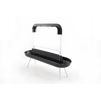 c coa rack repose ustensiles noir achat prix fnac. Black Bedroom Furniture Sets. Home Design Ideas