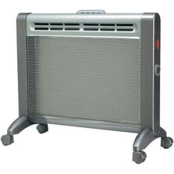 radiateur radiant 650 w 1000 w gris unbekannt achat. Black Bedroom Furniture Sets. Home Design Ideas