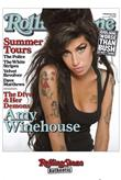 Amy Winehouse - Rolling Stones AFFICHE 61x91,5 cm