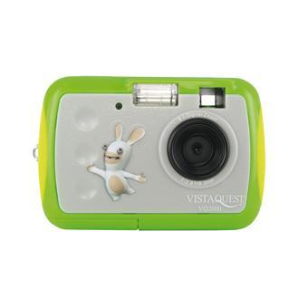 vistaquest appareil photo num rique 2 0 mpx lapin cretin pour enfant achat prix fnac. Black Bedroom Furniture Sets. Home Design Ideas