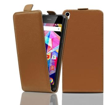 Housse archos diamond s coque portefeuille clapet for Housse archos diamond s