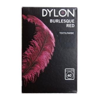 Dylon teinture textile pour machine laver 200 g rouge burlesque achat - Teinture machine a laver ...