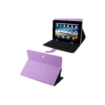 housse universelle tablette tactile 10 1 pouces support tui violet achat prix fnac. Black Bedroom Furniture Sets. Home Design Ideas