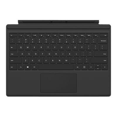 Convertissez votre Surface Pro en véritable ordinateur portable grâce à Type Cover de Surface Pro. Sa stabilité par aimantation a été améliorée pour empêcher le Cover de bouger.