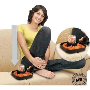plateau anti renversement nourriture snack con u pour. Black Bedroom Furniture Sets. Home Design Ideas