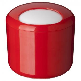 poubelle de table cosmo rouge achat prix fnac. Black Bedroom Furniture Sets. Home Design Ideas
