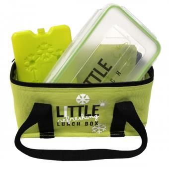 Lunch bag avec lunch box et pain de glace sac de transport isotherme rose achat prix fnac - Sac lunch box isotherme ...