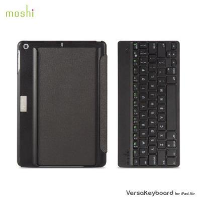 Moshi 99Mo070006 Clavier Bluetooth Avec Coque Pour Ipad Air Noir