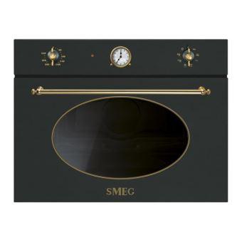 micro onde encastrable smeg sf4800ma achat prix fnac. Black Bedroom Furniture Sets. Home Design Ideas